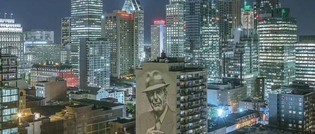 Montreal Leonard Cohen