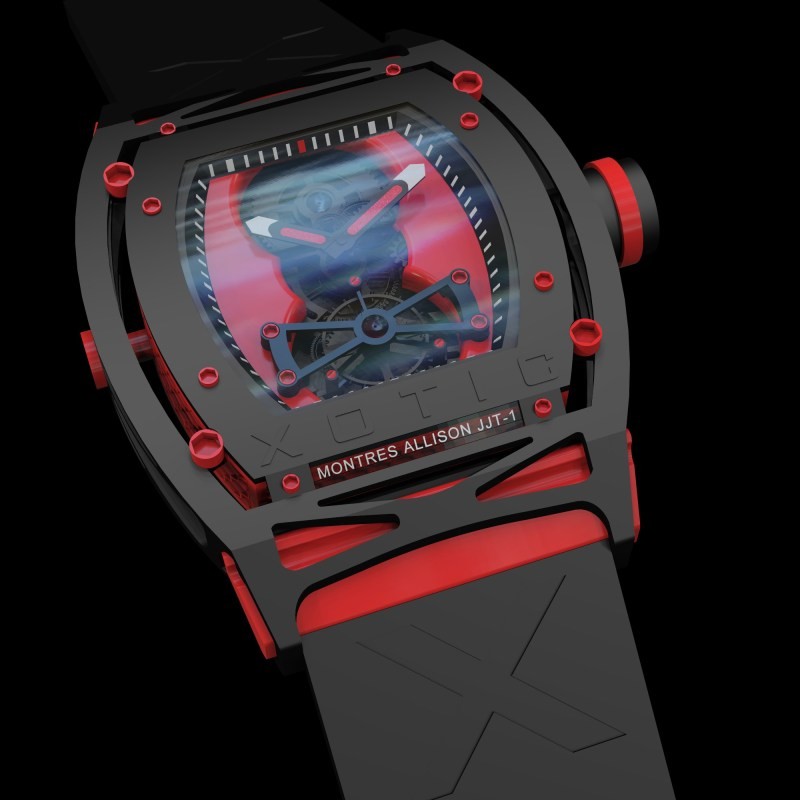 xotic watches