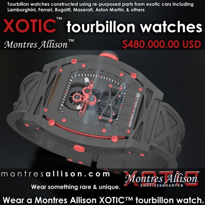 Montres Allison watches