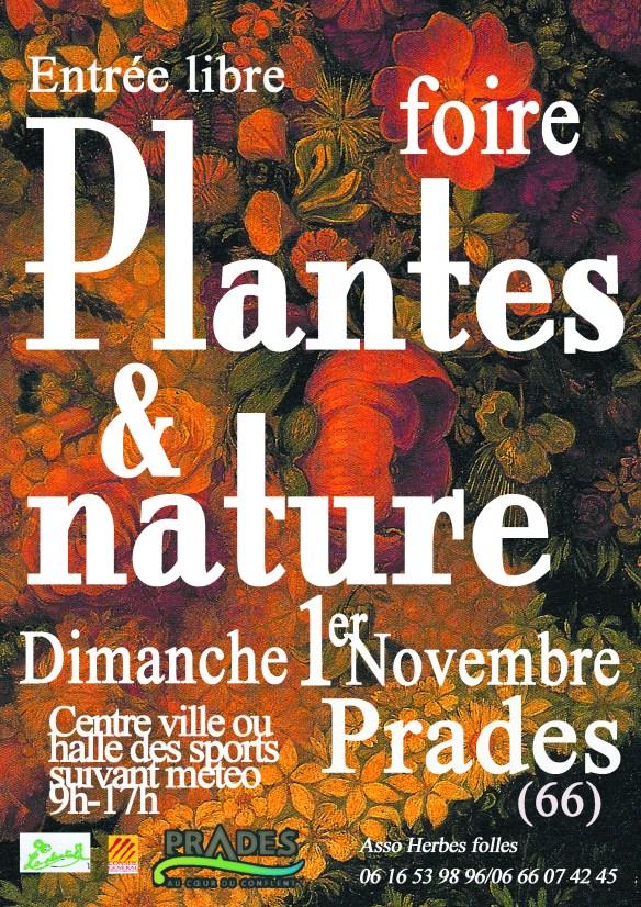 Foires Plantes et Nature Prades