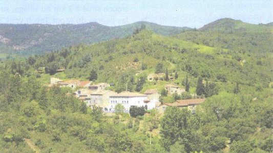 The decline of Maisons and the Hautes Corbieres