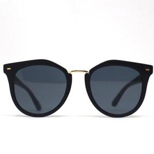 Gafas mate carbon black