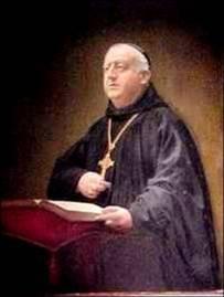 Père Abbé élu par les moines Abbaye du Mont-saint-Michel