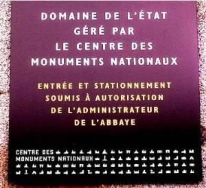 Le Mont-Saint-Michel une commune classée