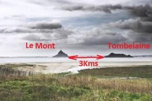 Guerre de Cent Ans Tombelaine et le Mont-Saint-Michel