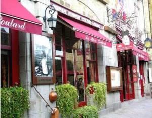 Restaurant La Mère Poulard Mont-Saint-Michel