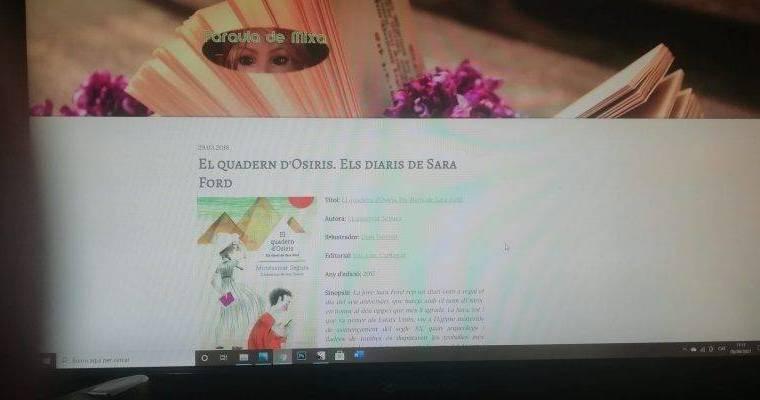 LA MIXA I EL QUADERN D'OSIRIS