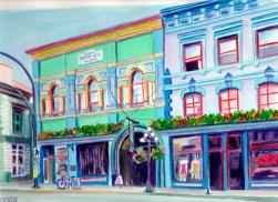 Johnson Street, Victoria, British Columbia (Canadà)