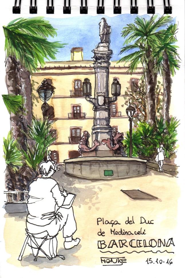 Plaça del Duc de Medinaceli