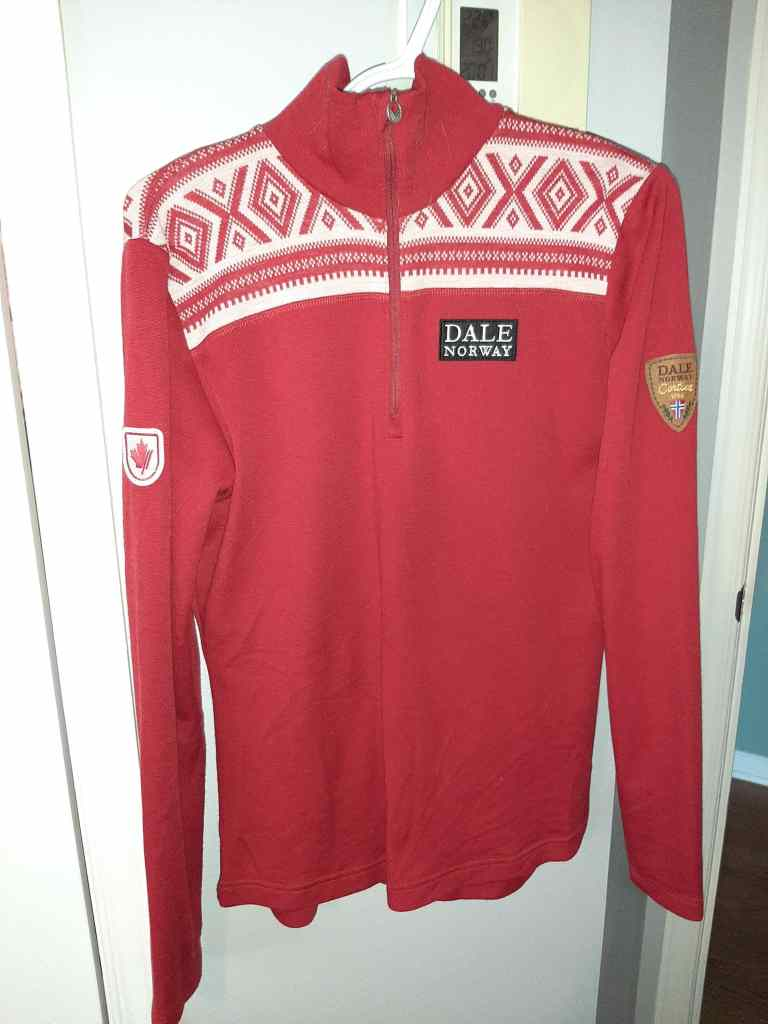 Dale of Norway Alpine Canada Size L