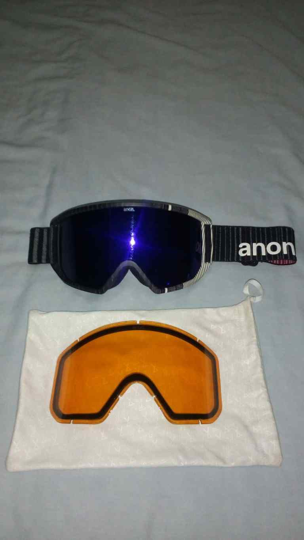 masque ANON 80$