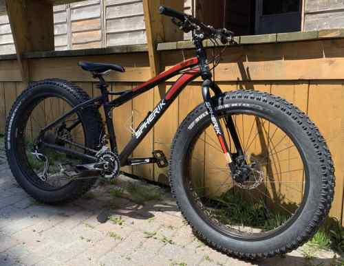 Fatbike Spherik