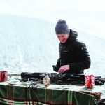 DJ Mitch Oliver au sommet