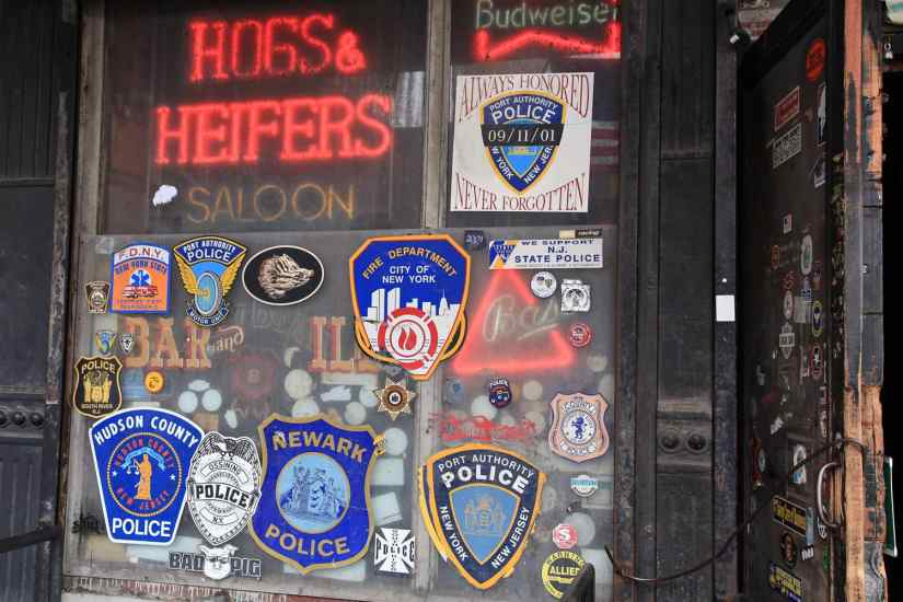 Meat Packing Hogs and Heifers Saloon