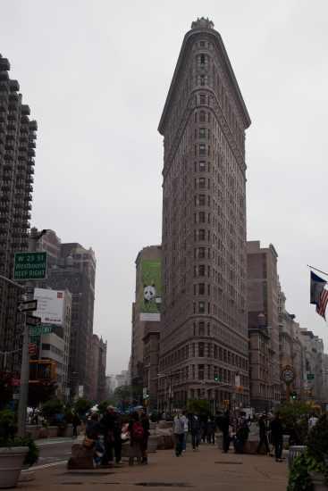 New York Flat Iron