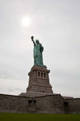 New York Statue of Liberty1