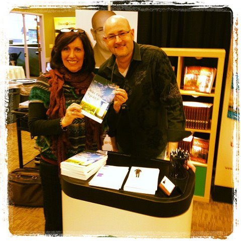 Book Signing at the NorthWest Ministry Conference