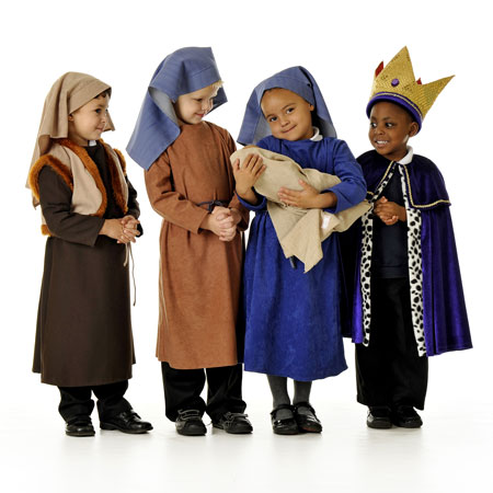 Christmas Costume Ideas for (Kids and Teenagers)
