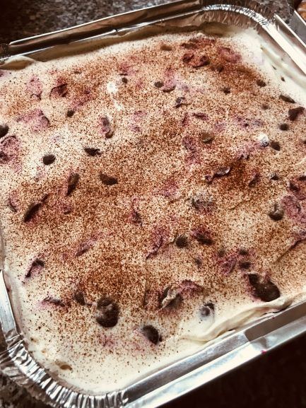Black Forest Traybake