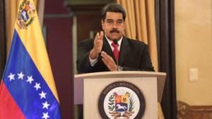 Maduro pide cooperación del FBI por atentado en su contra