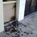 Se fuga recluso Palacio de Justicia Santiago