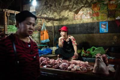 Marché Siem Reap