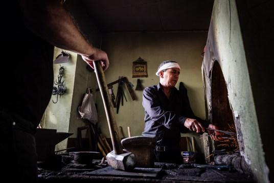 Artisans ouzbekes