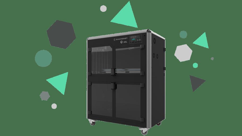stampanti 3D in offerta sharebot qxxl sharebot monza 3d printers stampa 3d