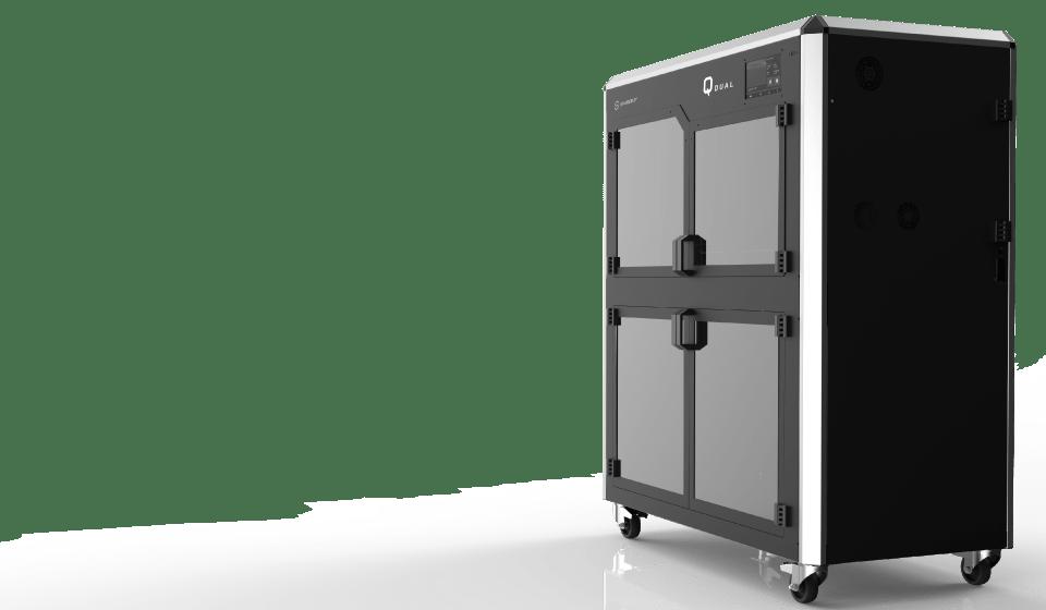 stampante 3d doppio estrusore sharebot q dual sharebot monza
