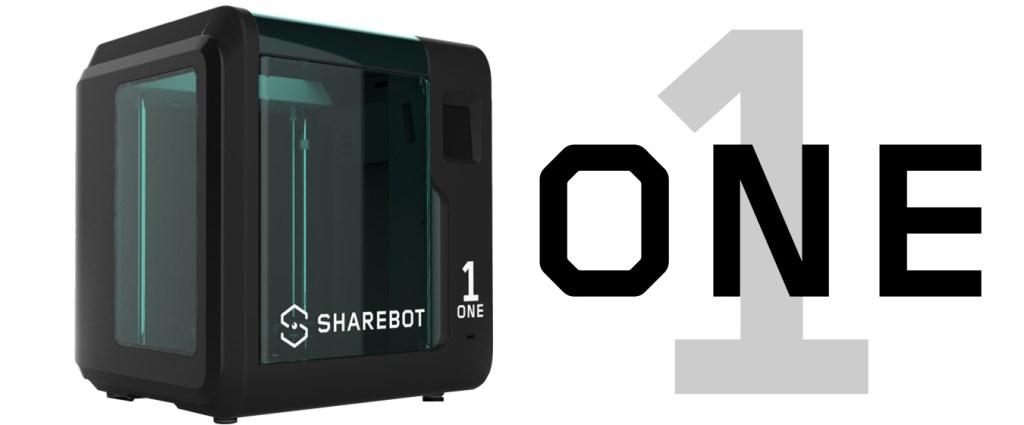 sharebot one migliore stampante 3d economica 3d store monza