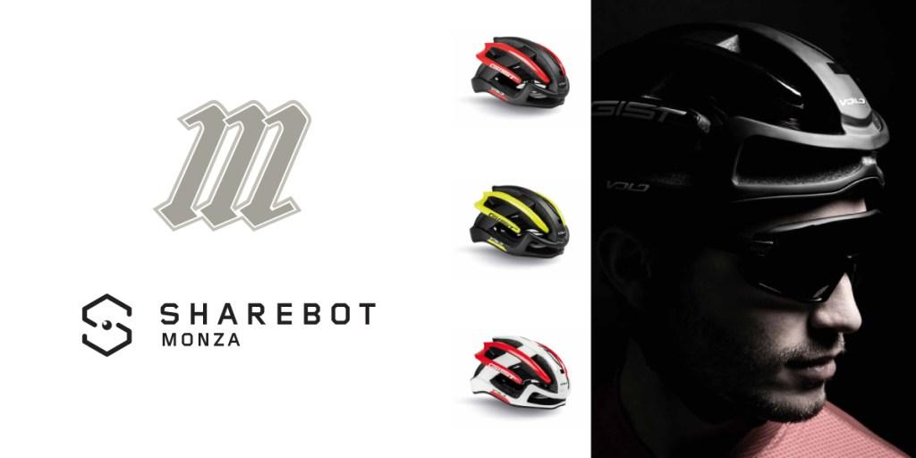 matteo tortosa prototipo casco ciclismo stampato in 3d store monza