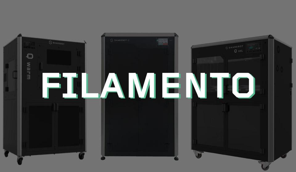 stampanti 3d filamento sharebot 3d store monza sharebot monza