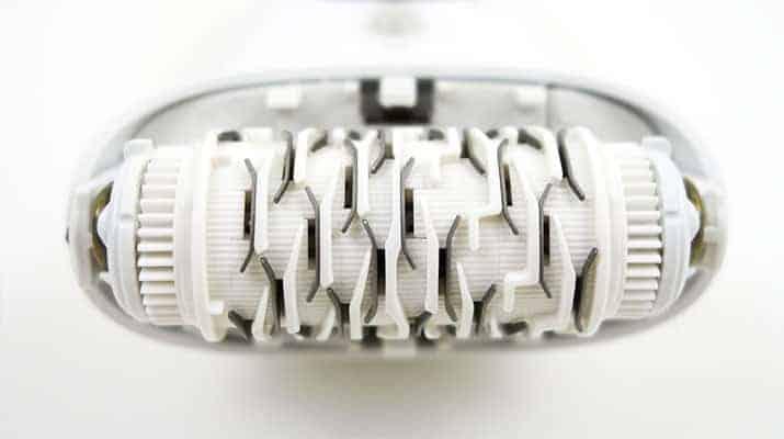 Braun Silk Epil 9 Epilierkopf mit Pinzettenreihen