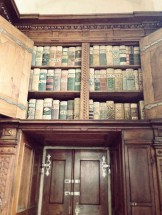 Law books in Old Royal Palace