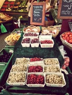 Fresh Obst und Gemüse