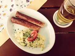 Bavarian-Franconian brunch