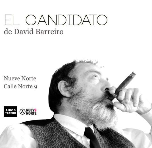 El candidato Teatro Nueve Norte