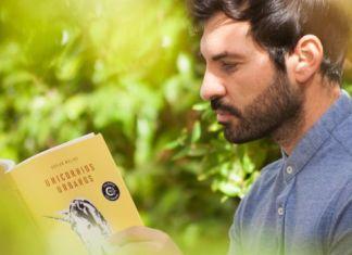 Adrián Molinio, autor de Unicornios urbanos