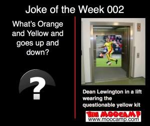 The MooCamp Radio Show - Joke of the Week 002