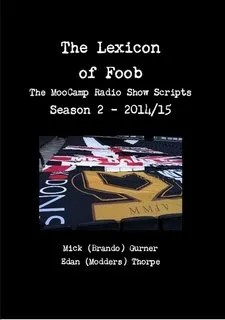 The MooCamp Radio Show Scripts