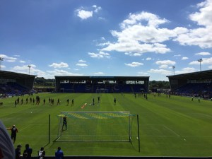 Shrewsbury 1:0 Dons - 6th August 2016