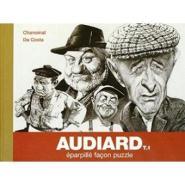 Livre de caricature sur les films d'Audiard