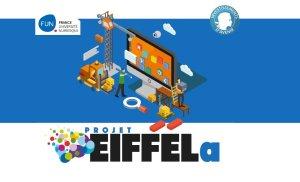 Logo du projet EIFFELa de France Université Numérique