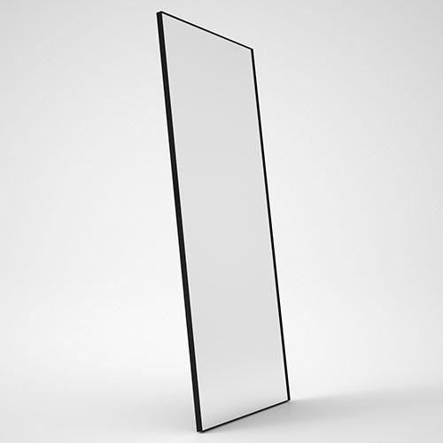 Large steel mirror from Moodi