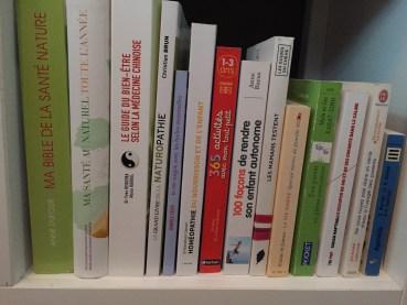 livres bien-être