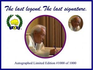 The Last Signature