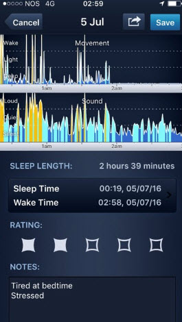 Sleep Apps Reviewed by the New York Times