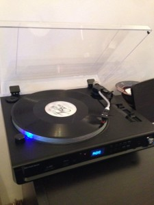 My new record player - They are back in vogue!