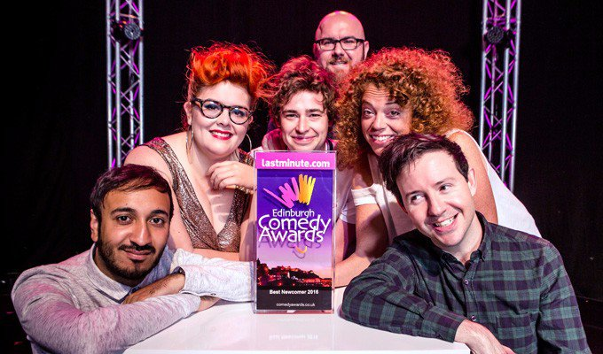 © Edinburgh Comedy Awards