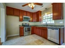 Spectacular kitchen complete with granite counters, stainless st